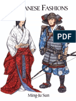 [Dover] History of Fashion- Japanese Fashions