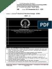 Electrical Machine Design Question Bank - As per VTU Syllabus