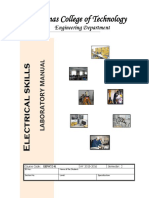 Electrical Skills Lab Manual