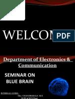 My Blue-brain Ppt