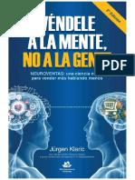 Vendele a La Mente, No a La Gente - Jurgen Klaric