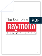 Report on Raymond
