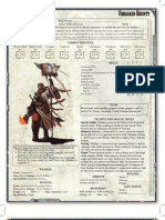 Rogue Trader Rpg-Forsaken Bounty Additional Characters