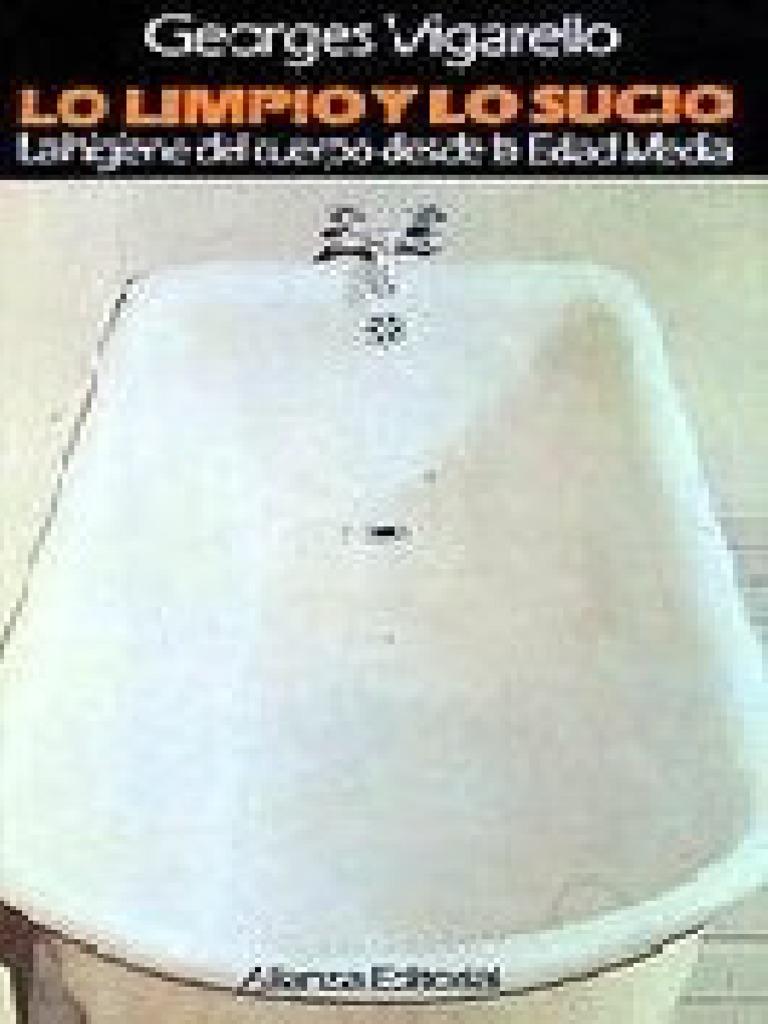 Georges Sucio Vigarello Limpio Y Lo Fl3KucT1J