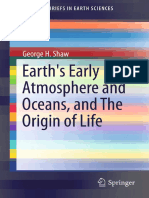 Earth's Early Atmosphere and Oceans and the Origin of Life - 1st Edition (2016)