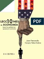 10 Lecciones de Economia Que l - Juan Fernando Car