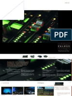 Calrec Audio product guide, in Chinese