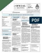 Boletin Oficial 05-05-10 - Tercera Seccion