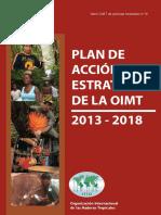 Plan de Acción Estratégico de La Oimt 2013-2018