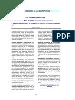 anemias por deficiencia de hierro y ácido folico