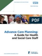 AdvanceCarePlanning - Person Centered