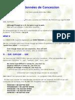 FR Subordonnées de Concession (English-Français)