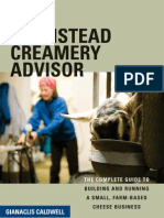 The Farmstead Creamery Advisor