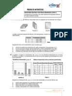 Preguntas ICFES 2012 - Matematicas (1)