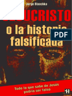 Blaschke Jorge Jesucristo O La Historia Falsificada