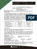 Chronit T-1 400 y Chronit T-1 500 Plancha Antidesgaste