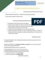 GUIA DO ALUNO - Cirurgia Vascular MóduloVII.I 2015-16