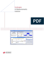 03 Keysight Agilent Hewlett Packard Concepts and Measurements of HSPA+ evolution 5991-1333EN