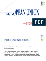 What is European Union