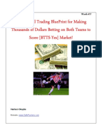 Football Trading BluePrint