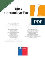 Texto del estudiante - Lenguaje y Comunicación 1° Medio
