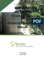 Florida RainWaterHarvest Guide 10-28-09