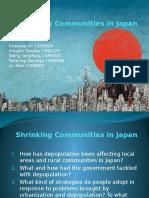 Shrinking Communities in Japan