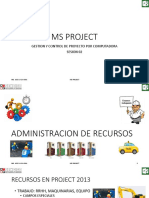 Ms Project Sesion 02