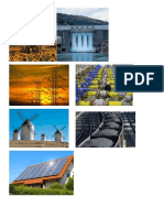 Fuentes de Energia - Imagenes