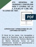 02-REGLAMENTACION MARITIMA orden segurida y disciplina y reglamento buceo.ppt