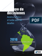 Time to Act- Latin America and the Caribbean Facing Strong ChallengesTiempo de Decisiones- America L