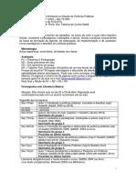 Programa Disciplina Fabiana C Saddi