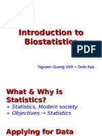 13 Vinh_Introduction to BIOSTATISTICS