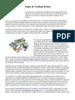 Métodos de estrategia de Trading divisas