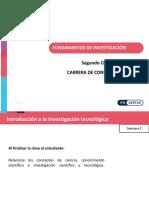 contabilida 2 cicloFundamentos de Investigación