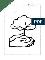 Árvore Na Mão