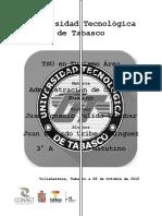 Pronostico y Plan de Desarrollo de Capital Humano de Un Hotel Juan Eduardo Uribe Dominguez
