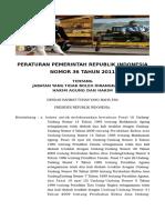 Perfektif Hukum Larangan Rangkap Jabatan Berdasarkan Pp No. 36 Tahun 2011 Berkaitan Dengan Lelang Jabatan Dalam Upaya Reformasi Birokrasi Menuju Pemerintahan Yang Bersih