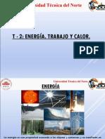 T_2 Termo - Energia Trabajo y Calor