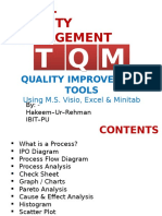 Quality Improvement Tools