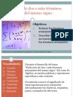 Reduccin de Dos o Mas Trminos Semejantes Del Mismo Signo 1193879534117129 5