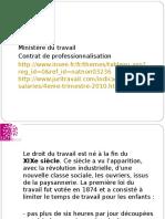 Droit Du Travail Francais