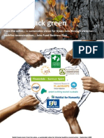 From the Ashes - Build It Back Green Business Plan