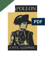 Emil Ludwig - Napoleón