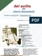 Mario Benedetti PPT