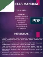 HEREDITAS MANUSIA-2