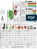 Bulletproof Diet Infographic Vector