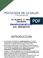 psicologia de la salud 1 parte