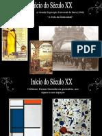 Moda e Comportamento nos finais dos anos do século XIX e início do XX