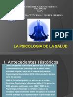 La Psicologia de La Salud (1)